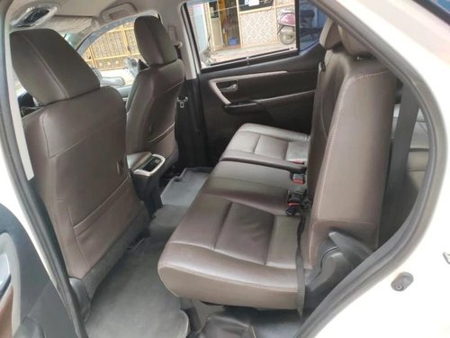 Used 2018 Fortuner 2.8 2WD MT  for sale in Hyderabad