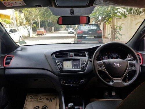 Used 2018 i20 Petrol Asta Dual Tone  for sale in Bangalore