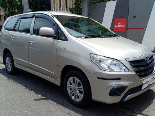 Used 2015 Innova  for sale in Mumbai