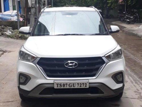 Used 2019 Creta 1.4 CRDi S  for sale in Hyderabad