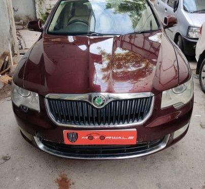 Used 2009 Superb Elegance 1.8 TSI AT  for sale in Hyderabad