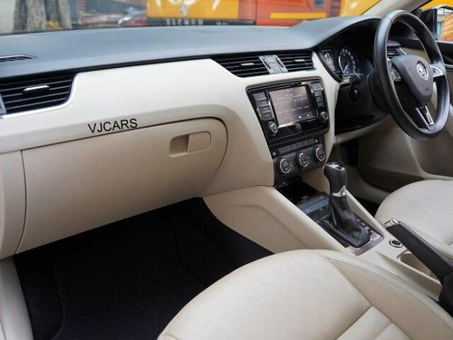 Used 2016 Octavia Style Plus 1.8 TSI AT  for sale in Chennai