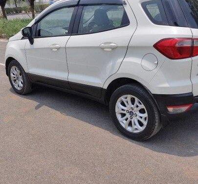 Used 2015 EcoSport 1.5 Petrol Titanium  for sale in New Delhi
