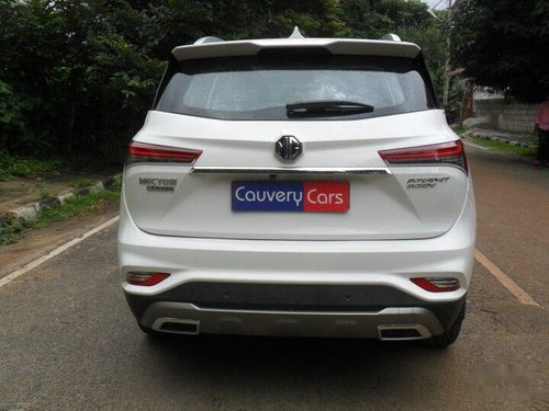 Used 2021 Hector Plus Sharp AT  for sale in Bangalore