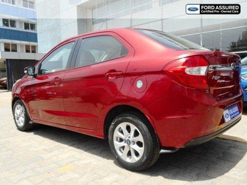 Used 2017 Figo Aspire 1.5 TDCi Titanium  for sale in Chennai