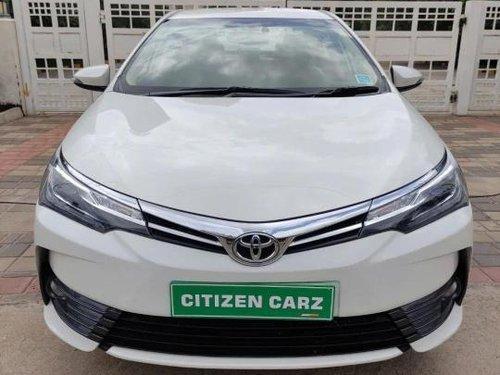 Used 2018 Corolla Altis 1.4 DGL  for sale in Bangalore