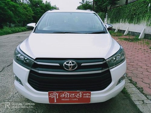 Used 2018 Innova Crysta 2.4 G MT  for sale in Indore
