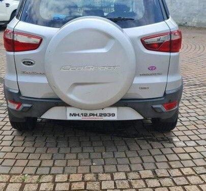 Used 2017 EcoSport 1.5 Diesel Titanium Plus  for sale in Pune