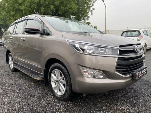 Used 2017 Innova Crysta 2.8 GX AT  for sale in Ahmedabad