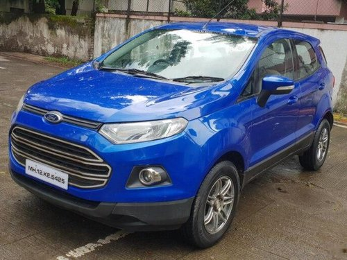 Used 2015 EcoSport 1.5 Diesel Trend  for sale in Pune