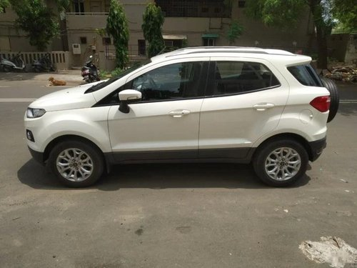 Used 2018 EcoSport 1.5 Petrol Titanium  for sale in Ahmedabad