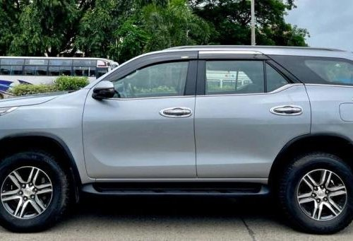 Used 2018 Fortuner 2.8 4WD AT  for sale in Mumbai