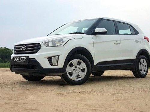 Used 2017 Creta E  for sale in New Delhi