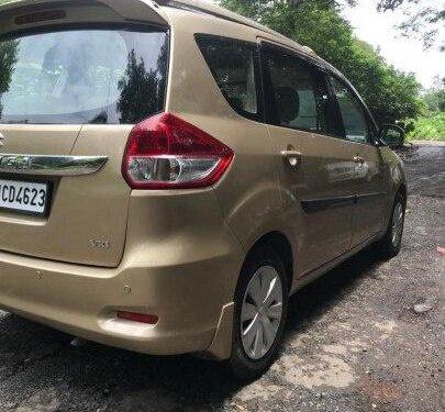 Used 2016 Ertiga CNG VXI  for sale in Mumbai