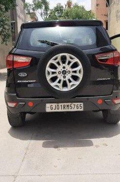 Used 2015 EcoSport 1.5 Petrol Titanium Plus AT  for sale in Ahmedabad