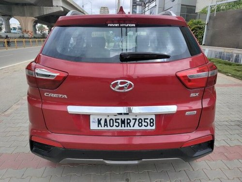 Used 2015 Creta 1.6 CRDi SX Option  for sale in Bangalore