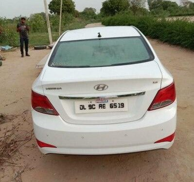 Used 2015 Verna 1.6 SX  for sale in New Delhi