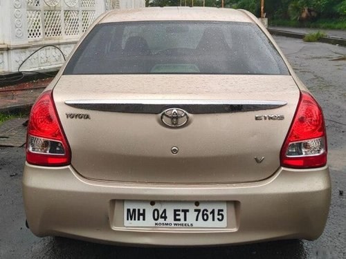 Used 2011 Etios V  for sale in Mumbai