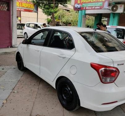 Used 2016 Xcent T Plus CNG  for sale in New Delhi