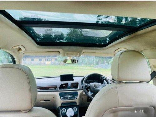 Used 2015 Q3 35 TDI Quattro Premium Plus  for sale in Kolkata
