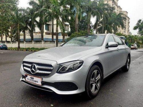 Used 2020 E Class Exclusive E 200  for sale in Mumbai