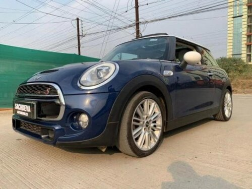 Used 2016 Cooper S  for sale in Indore