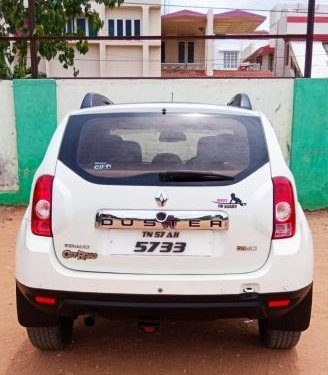 Used 2012 Duster 85PS Diesel RxL Optional  for sale in Coimbatore