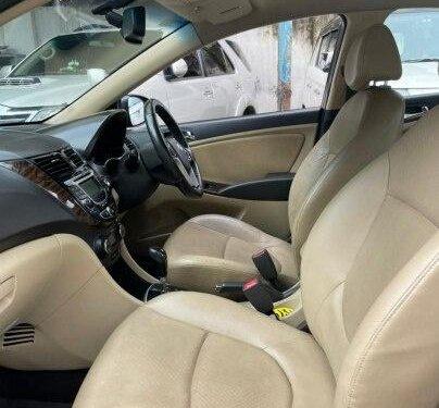 Used 2012 Verna 1.6 SX VTVT  for sale in Kolkata