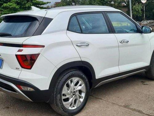 Used 2020 Creta SX  for sale in Thane