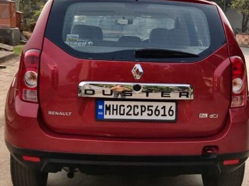 Used 2012 Duster 85PS Diesel RxL Option  for sale in Mumbai