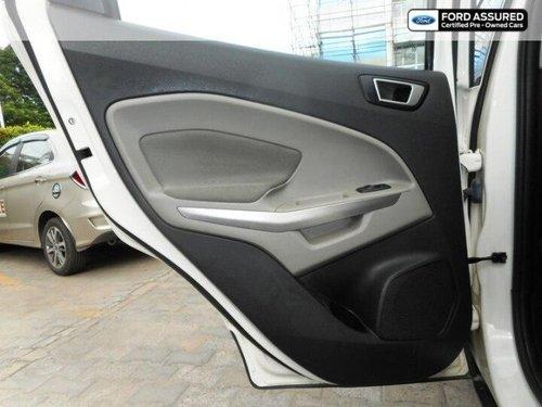 Used 2015 EcoSport Titanium Diesel  for sale in Chennai
