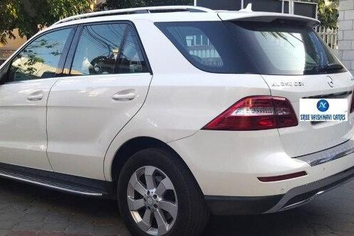 Used 2015 M Class ML 250 CDI  for sale in Coimbatore
