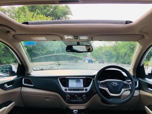 Used 2020 Verna CRDi 1.6 AT SX Plus  for sale in New Delhi