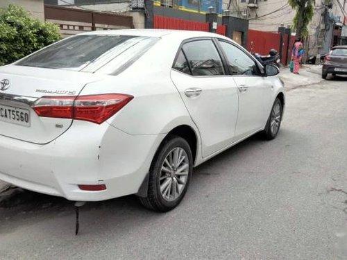 Used 2015 Corolla Altis VL  for sale in New Delhi