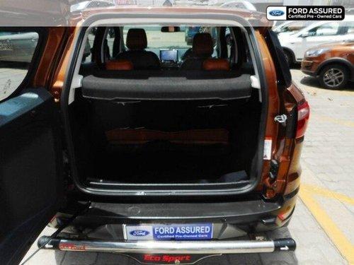 Used 2020 EcoSport Titanium Diesel  for sale in Chennai
