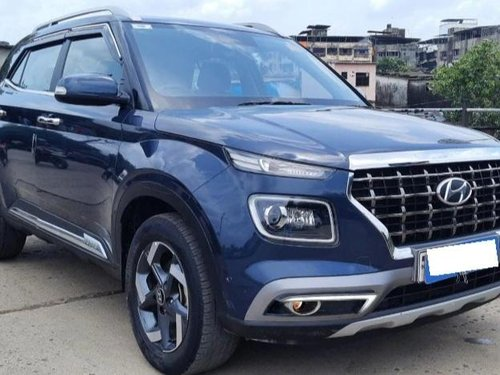 Used 2020 Venue SX Opt Diesel  for sale in Thane