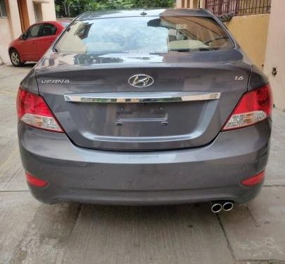 Used 2013 Verna 1.6 CRDi EX AT  for sale in Chennai