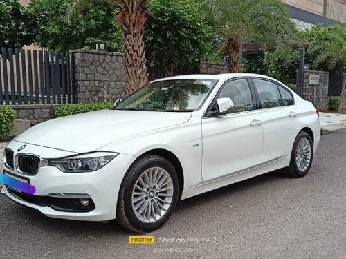 Used 2017 3 Series 320d Luxury Line  for sale in New Delhi