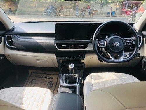 Used 2020 Seltos HTX Plus D  for sale in New Delhi