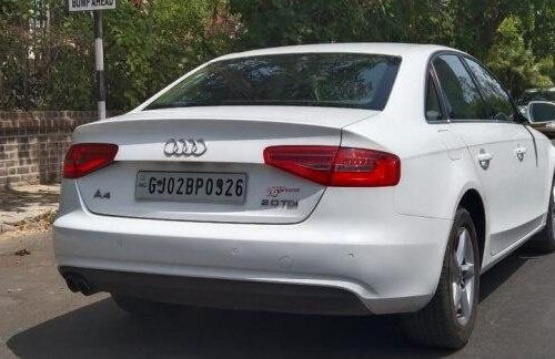 Used 2014 A4 2.0 TDI 177 Bhp Technology Edition  for sale in Ahmedabad