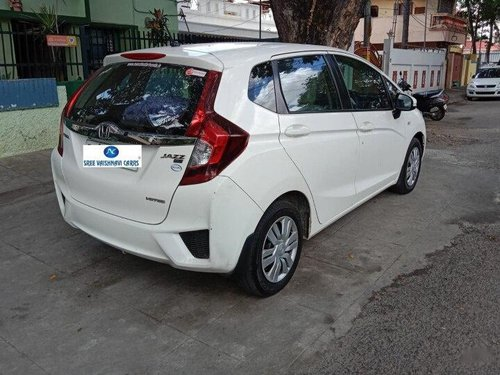 Used 2015 Jazz 1.5 SV i DTEC  for sale in Coimbatore