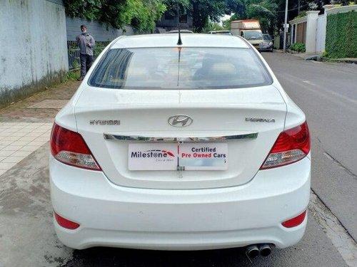 Used 2012 Verna SX CRDi AT  for sale in Mumbai