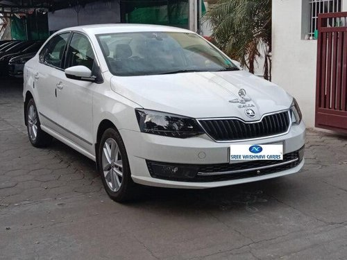 Used 2019 Rapid 1.6 MPI Style  for sale in Coimbatore