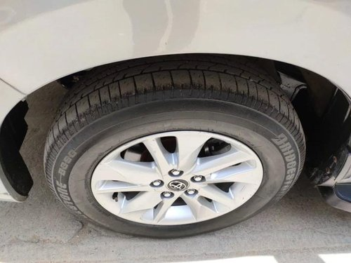 Used 2017 Innova Crysta 2.4 G MT  for sale in Hyderabad