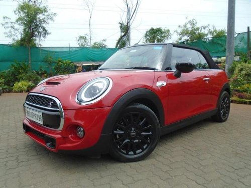 Used 2020 Cooper Convertible S  for sale in Mumbai