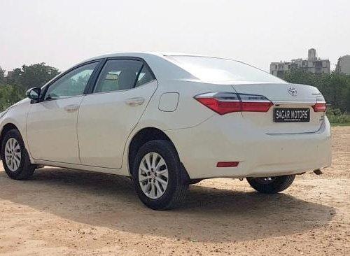 Used 2017 Corolla Altis 1.4 DG  for sale in New Delhi