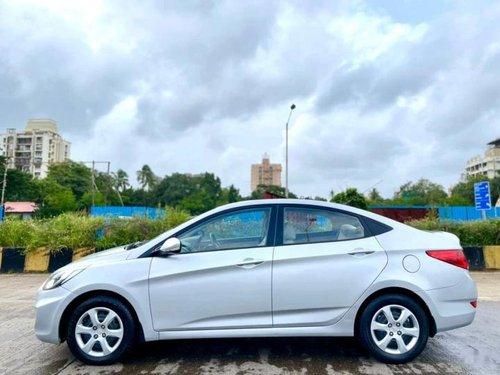 Used 2014 Verna 1.6 CRDi EX MT  for sale in Mumbai