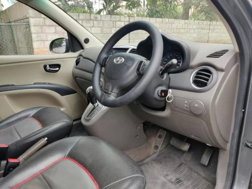 Used 2012 i10 Asta Sunroof AT  for sale in Bangalore