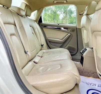 Used 2011 A4 2.0 TDI 177 Bhp Premium Plus  for sale in Mumbai
