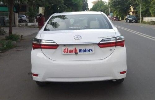 Used 2017 Corolla Altis G AT  for sale in Ahmedabad